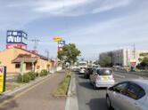 山口大学附属病院方面からは、浜バイパスを東に進み、ジョリーパスタの角を左折します。